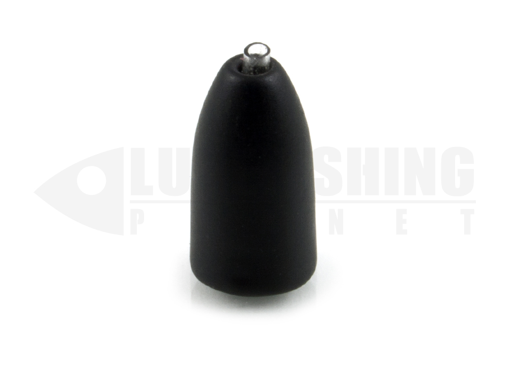 Piombi-proitettile-tow-tugg-of-warr-fishing-tackles-tungstenz-fnss-bullet-weight-mat-black-lurefishing-planet.