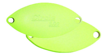 Esche-metalliche-ondulante-spoon-valkein-circle-no-62-passion-glow-green-lure-fishing-planet.